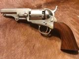 Colt's 1849 Pocket Model .31 cal, 1857