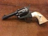 Sheriff's Model Antique Colt Single Action .45 Colt, Pearl Grips Houston, Texas