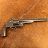 ANTIQUE SMITH & WESSON MODEL 3, 1st MODEL RUSSIAN