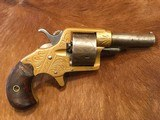FACTORY ENGRAVED COLT HOUSE MODEL ANTIQUE - 5 of 14