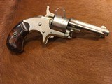 Antique Colt Open Top .22 Scarce with Ejector