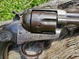 Colt Bisley Model .38/40 - 6 of 15