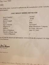 Colt Bisley Model .38/40 - 14 of 15