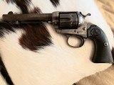 Colt Bisley Model .38/40 - 12 of 15