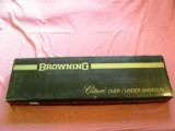 Browning Citori Superposed Shotgun - 2 of 3