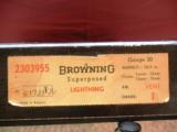 Browning Superposed Shotgun - 3 of 3