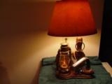 Tombstone Dodge City Lamp- 3 of 8