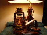 Tombstone Dodge City Lamp- 1 of 8