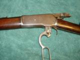 Winchester Model 1886: Mfed 1893, Case hard receiver / frame ( Standing Rock )- 10 of 12
