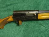 Browning A-5 12 ga. Magnum, Belgium Manufacture- 2 of 10