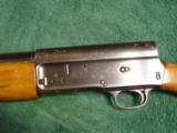 Browning A-5 12 ga. Magnum, Belgium Manufacture- 7 of 10