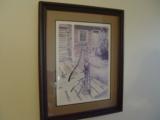 Prime Time by Famous South Dakota artist Jim Savage- 1 of 3