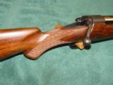 Winchester 338 Winchester Magnum Pre-64Alaskan Super Grade- 6 of 12