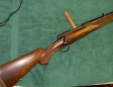Winchester 338 Winchester Magnum Pre-64Alaskan Super Grade- 1 of 12