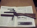ingersollline gun patentmodel - 1 of 6