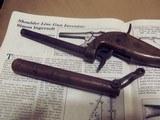 ingersollline gun patentmodel - 2 of 6