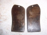 winchester model187322 rifle side plates - 1 of 2