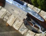 Laurona Sidelock SXS 20GA Ejector Gun 1960s - 10 of 11
