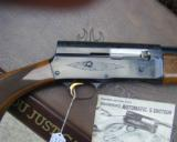 Browning Auto-5 Light 12 1971 MINT - 1 of 10