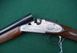 American Arms Derby 20GA Sidelock SXS AS-NEW 1991 - 4 of 10