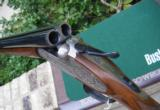 American Arms Derby 20GA Sidelock SXS AS-NEW 1991 - 3 of 10