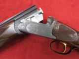Perazzi SCO 12ga. Galeazzi engraved,29.5, Right handed or left handed shooters, type four