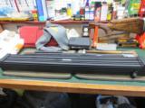 """Krieghoff (K80/K32) 12ga. 28"""" O/U skeet barrel, Sub-gauge Briley Tubes, full wood set - 6 of 6"""