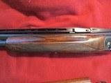 "Perazzi MX10 20, (20 gauge), 29.5"", choke tubed, 4 notch adjustable aluminum rib. 28ga and .410 Briley Tubes. Unicorn gun. - 8 of 15"