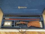 "Perazzi MX10 20, (20 gauge), 29.5"", choke tubed, 4 notch adjustable aluminum rib. 28ga and .410 Briley Tubes. Unicorn gun. - 15 of 15"