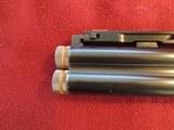 "Perazzi MX10 20, (20 gauge), 29.5"", choke tubed, 4 notch adjustable aluminum rib. 28ga and .410 Briley Tubes. Unicorn gun. - 10 of 15"