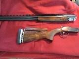 "Perazzi MX10 20, (20 gauge), 29.5"", choke tubed, 4 notch adjustable aluminum rib. 28ga and .410 Briley Tubes. Unicorn gun. - 2 of 15"