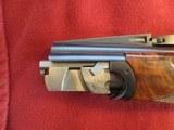 "Perazzi MX10 20, (20 gauge), 29.5"", choke tubed, 4 notch adjustable aluminum rib. 28ga and .410 Briley Tubes. Unicorn gun. - 12 of 15"