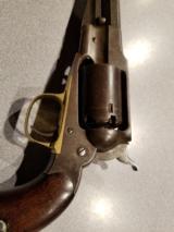 Remington Model 1861 ( Elliot's Patent) Navy Revolver - 2 of 11