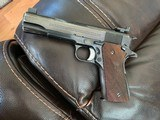 1911 Colt Automatic. Made in 1928. Near mint condItion.