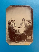 AN AMAZING ORIGINAL AUTHENTICATED 1870S-1881 BILLY THE KID TINTYPE IMAGE WITH GOOD PROVENANCE. - 13 of 14