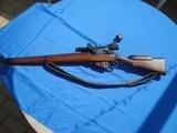 WW 11 British No. 4 Mark 1 Sniper Rifle