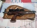 Remington XP 100 Cal. 221 Fireball Early Production.