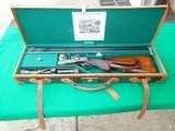 "J.P. Sauer Double Rifle Sidelock 26"" .43 Mauser (11x60mm)"
