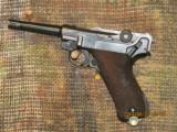 Mauser Code 42 Luger Pistol - 1 of 10