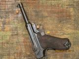 Rare 1906 Dutch/Indonesian Army luger - 2 of 10