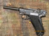 Rare 1906 Dutch/Indonesian Army luger - 1 of 10