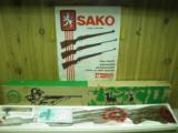 SAKO 50TH GOLDEN ANNIVERSARY MODEL