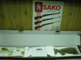 SAKO FINNFIRE CAL: 17HMR BOLT ACTION RIFLE 100% NEW IN FACTOY BOX - 1 of 12