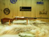 COLT SAUER GRADE IV SPORTING RIFLE CAL: 243WITH WHITE TAIL ENGRAVING SCENE, 100% NEW IN FACTORY BOX! - 3 of 16