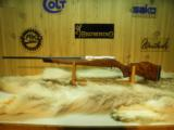 COLT SAUER GRADE IV SPORTING RIFLE CAL: 243WITH WHITE TAIL ENGRAVING SCENE, 100% NEW IN FACTORY BOX! - 7 of 16