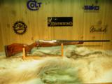 COLT SAUER GRADE IV SPORTING RIFLE CAL: 7 REM. MAG. WITH BIG HORN SHEEP ENGRAVING SCENE 100% NEW IN FACTORY BOX - 3 of 17