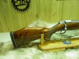 COLT SAUER GRADE IV SPORTING RIFLE CAL: 7 REM. MAG. WITH BIG HORN SHEEP ENGRAVING SCENE 100% NEW IN FACTORY BOX - 5 of 17