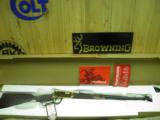 WINCHESTER TRADITIONAL 9422 YELLOW BOY CAL. 22WMR. 100% NEW IN FACTORY BOX. - 1 of 7