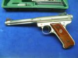 RUGER MARK lll HUNTER CAL. 22 LR. STAINLESS STEEL 6 7/8