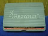 BROWNING BELGIUM MADE 9MM CAPITAN HI POWER WITH TAGENT SIGHTS 100% NEW IN FACTORY CASE! - 6 of 6